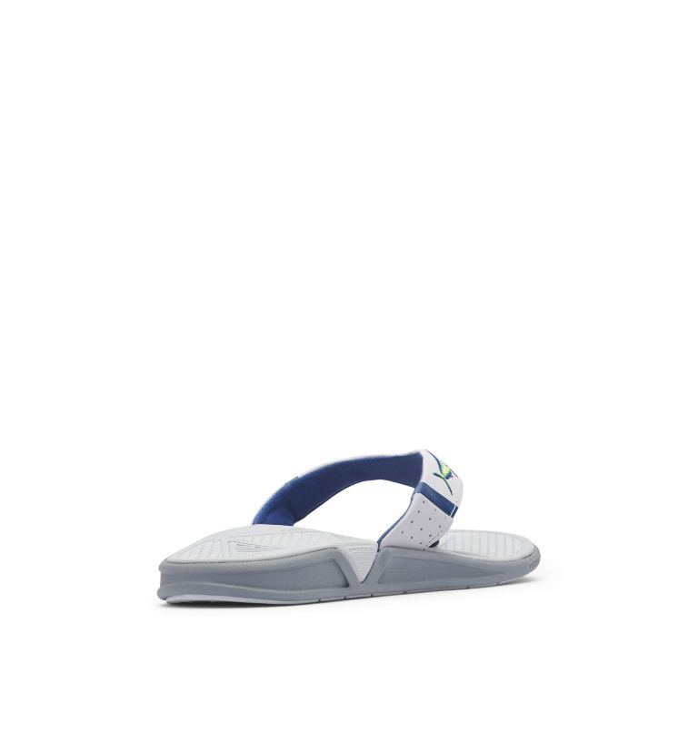 Men's PFG Fish Flip™ Sandal Men's PFG Fish Flip™ Sandal, 3/4 back