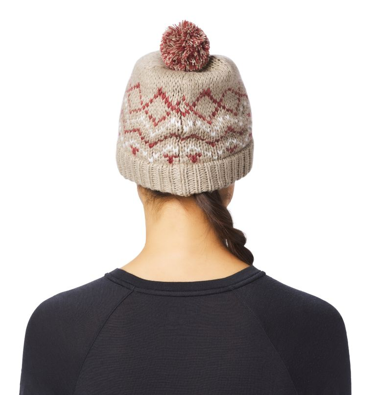Dawn Ridge™ Beanie | 103 | O/S Women's Dawn Ridge™ Beanie, Badlands, back