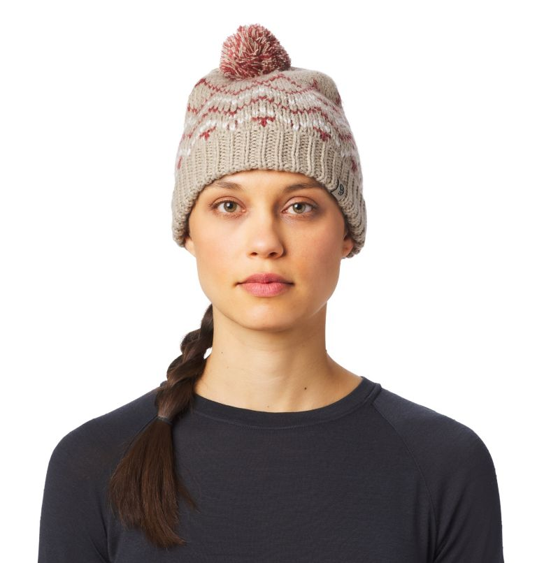Dawn Ridge™ Beanie | 103 | O/S Women's Dawn Ridge™ Beanie, Badlands, front