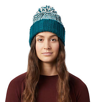 Women's Classic Striped Pom-Pom™ Beanie