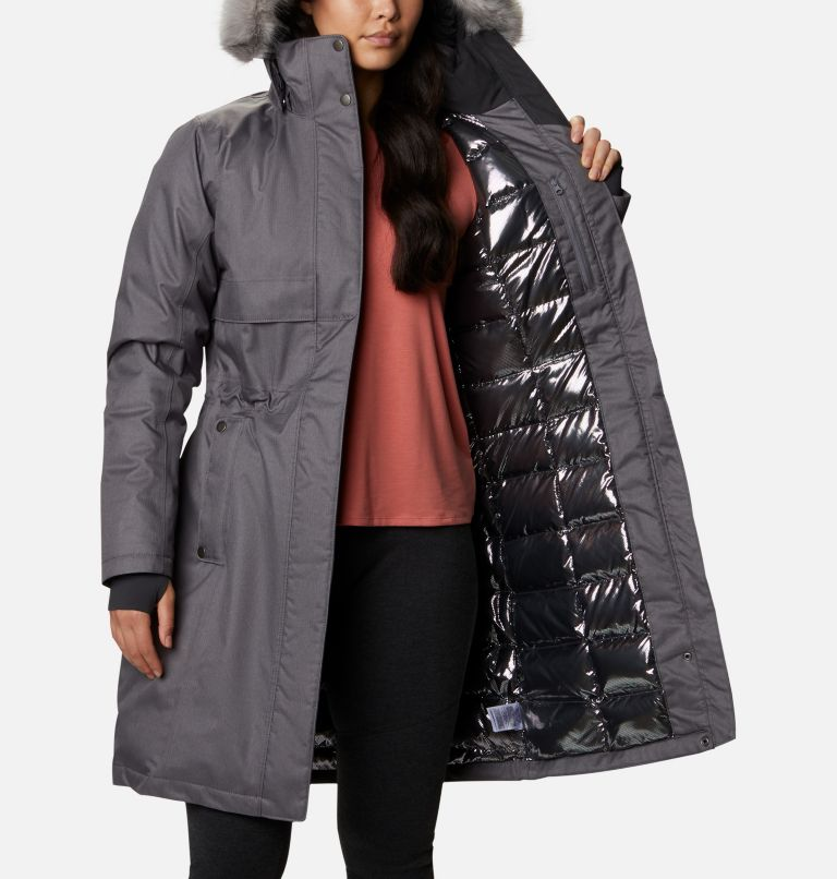 Women's Apres Arson™ II Long Down Jacket Women's Apres Arson™ II Long Down Jacket, a3