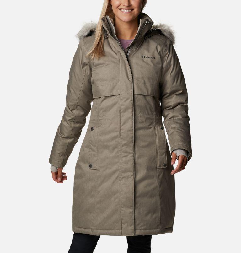 Manteau long en duvet Apres Arson™ II pour femme Manteau long en duvet Apres Arson™ II pour femme, front