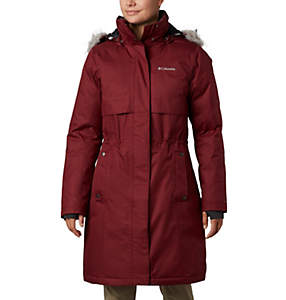 Women's Apres Arson™ II Long Down Jacket