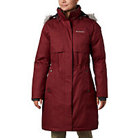 Columbia Womens Apres Arson II Long Down Jacket (various colors)