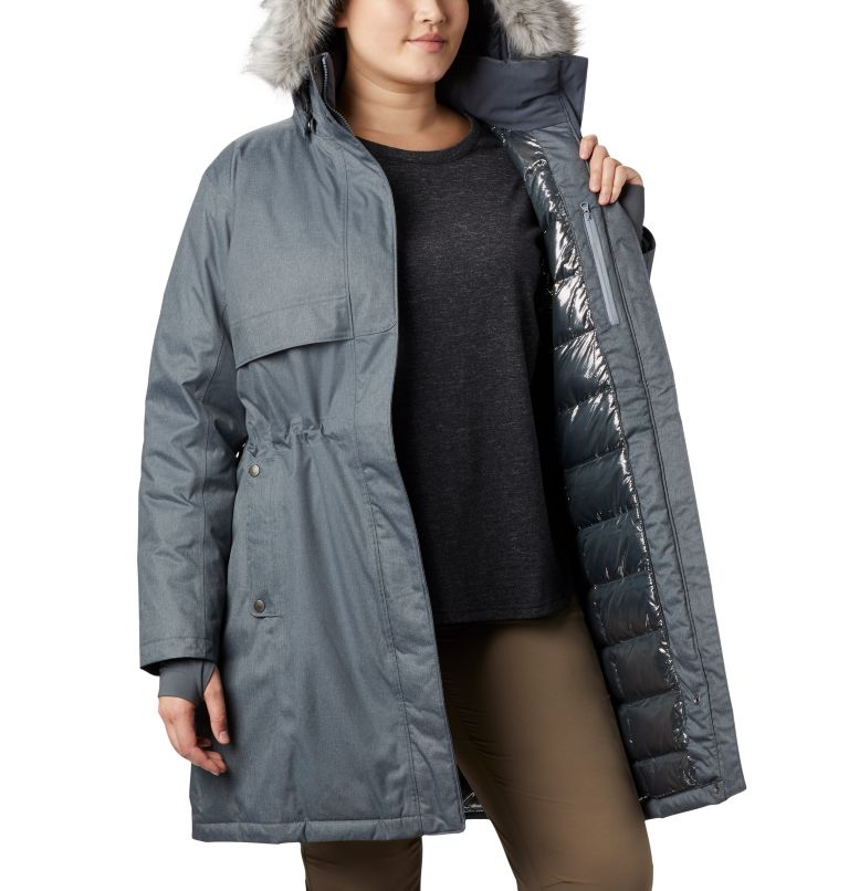 Women's Apres Arson™ II Long Down Jacket - Plus Size Women's Apres Arson™ II Long Down Jacket - Plus Size, a5