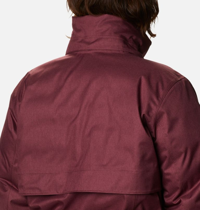 Women's Apres Arson™ II Long Down Jacket - Plus Size Women's Apres Arson™ II Long Down Jacket - Plus Size, a6