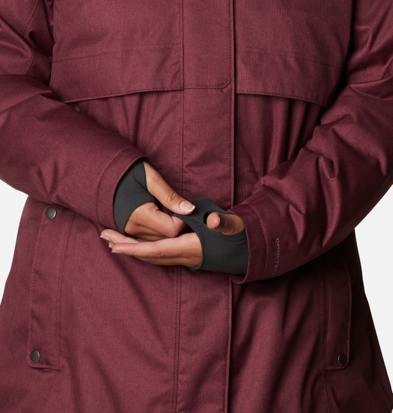 Women's Apres Arson™ II Long Down Jacket - Plus Size Women's Apres Arson™ II Long Down Jacket - Plus Size, a7