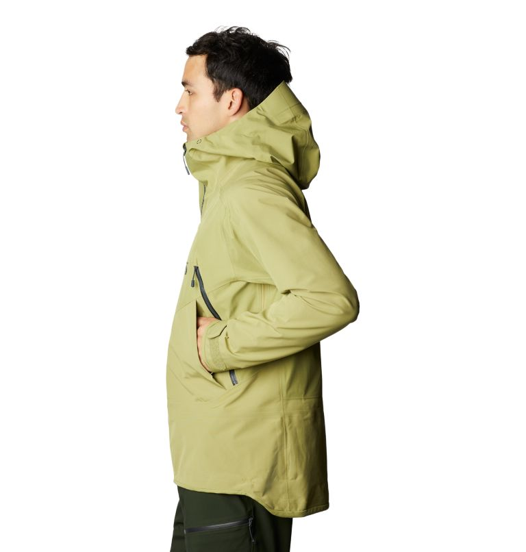 Boundary Ridge™ Gore-Tex 3L Jacket | 303 | M Men's Boundary Ridge™ Gore-Tex® 3L Jacket, Fatigue Green, a1