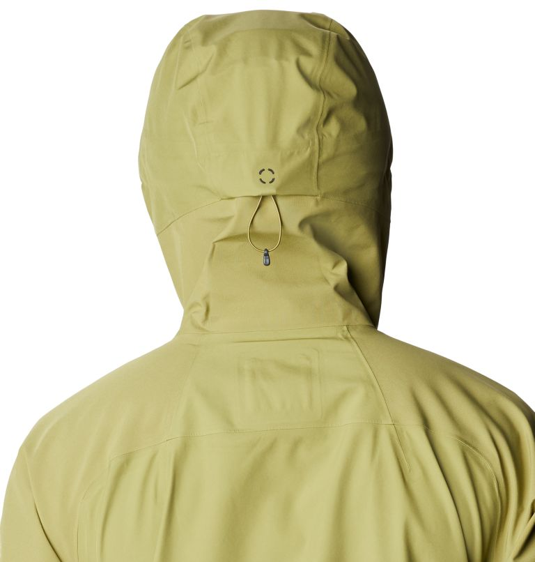 Boundary Ridge™ Gore-Tex 3L Jacket | 303 | M Men's Boundary Ridge™ Gore-Tex® 3L Jacket, Fatigue Green, a4