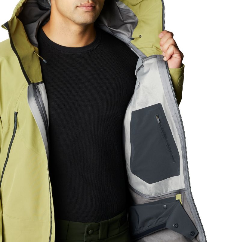 Boundary Ridge™ Gore-Tex 3L Jacket | 303 | M Men's Boundary Ridge™ Gore-Tex® 3L Jacket, Fatigue Green, a6