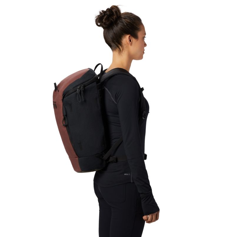 Multi-Pitch™ 20 Backpack | 684 | R Multi-Pitch™ 20 Backpack, Red Rocks, Black, a4