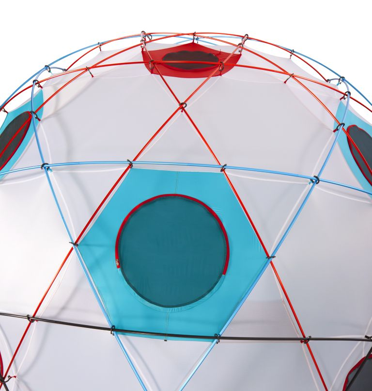 Space Station™ Dome Tent | 675 | NONE Space Station™ Dome Tent, Alpine Red, a4