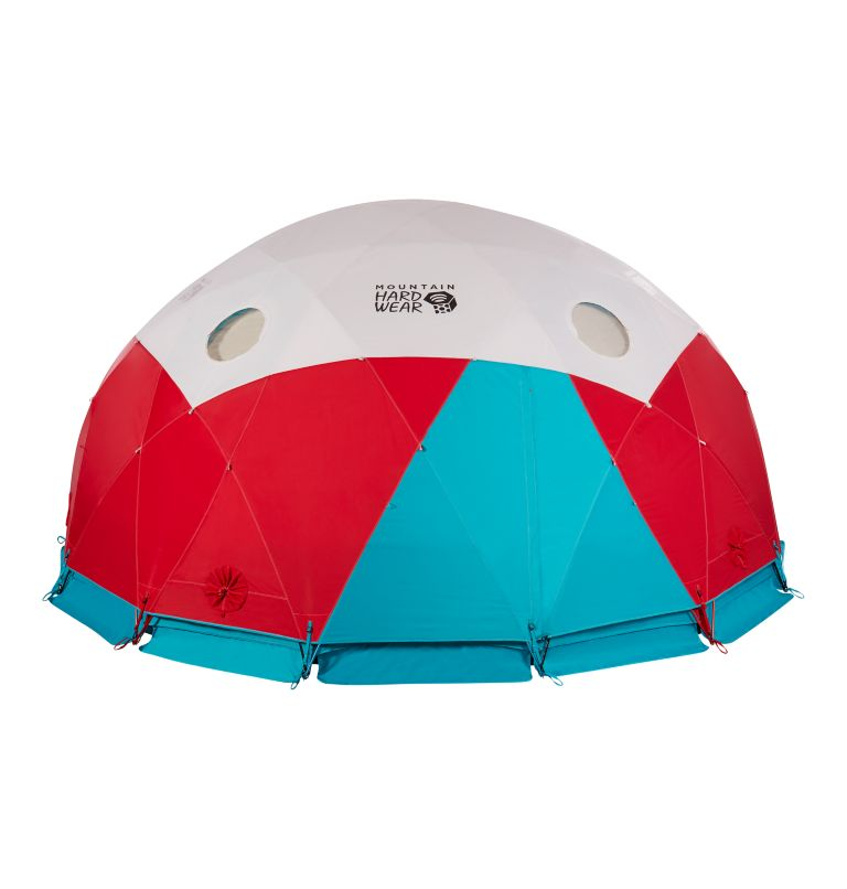 Space Station™ Dome Tent | 675 | NONE Tente dôme Space Station™, Alpine Red, back