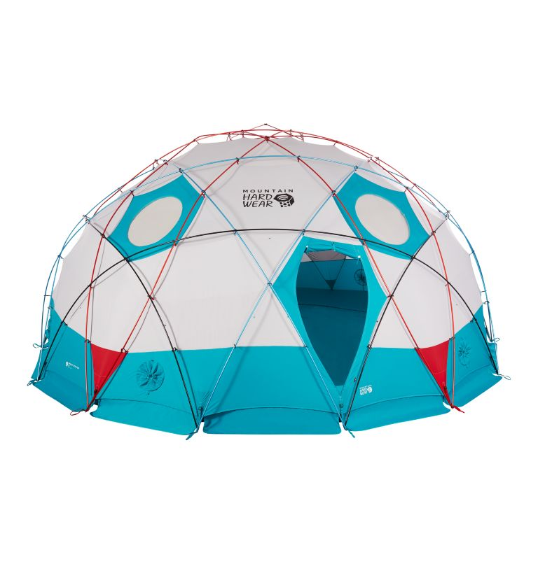 Space Station™ Dome Tent | 675 | NONE Tente dôme Space Station™, Alpine Red, front