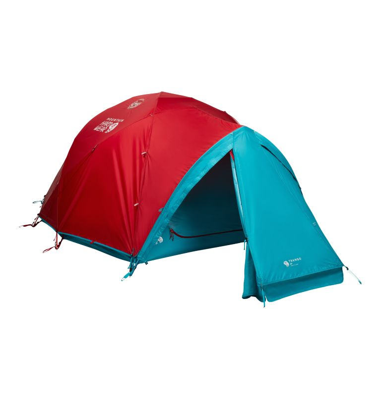 Trango™ 4 Tent | 675 | NONE Tente Trango™ 4, Alpine Red, a2