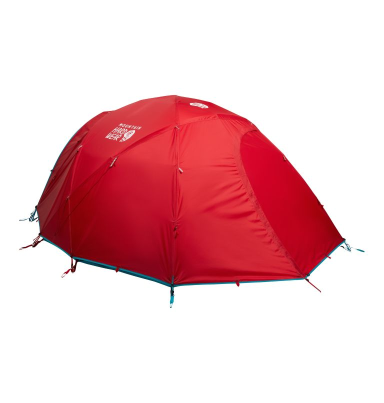 Trango™ 4 Tent | 675 | NONE Tente Trango™ 4, Alpine Red, a3