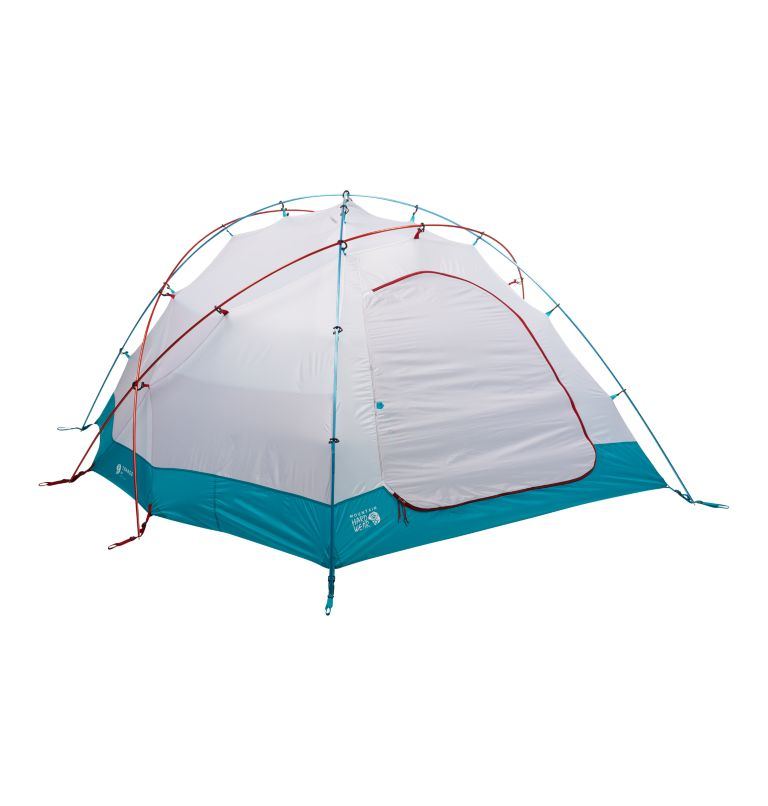 Trango™ 4 Tent | 675 | NONE Trango™ 4 Tent, Alpine Red, back