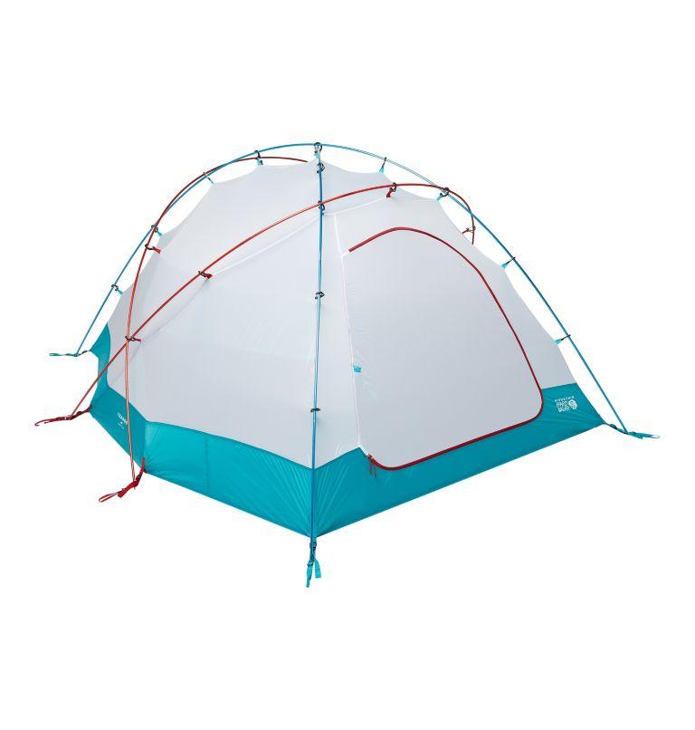 Trango™ 4 Tent | 676 | NONE Trango™ 4 Tent, Alpine Red, back