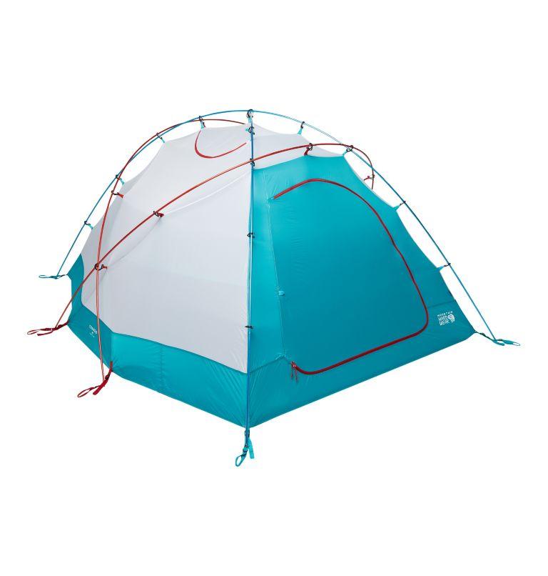 Trango™ 4 Tent   676   NONE Trango™ 4 Tent, Alpine Red, front