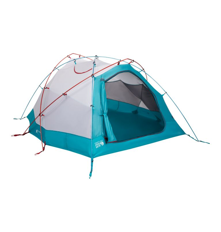 Trango™ 3 Tent | 675 | NONE Tente Trango™ 3, Alpine Red, a1
