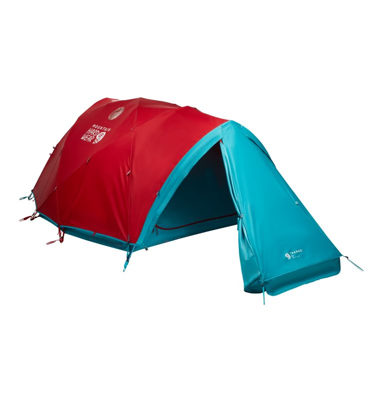 Trango™ 3 Tent | 675 | NONE Trango™ 3 Tent, Alpine Red, a2