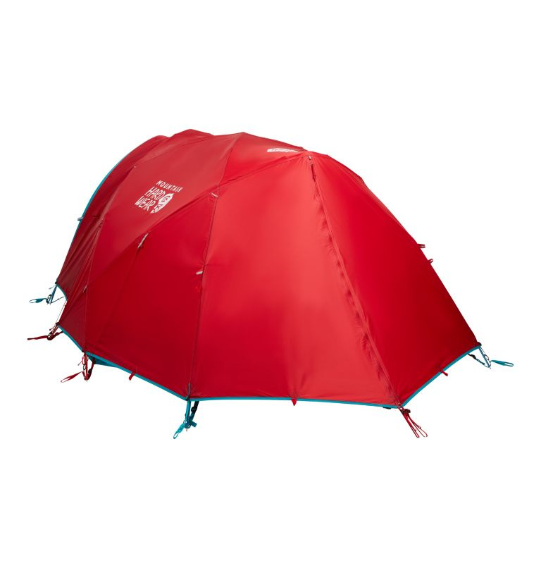Trango™ 3 Tent | 675 | NONE Tente Trango™ 3, Alpine Red, a3
