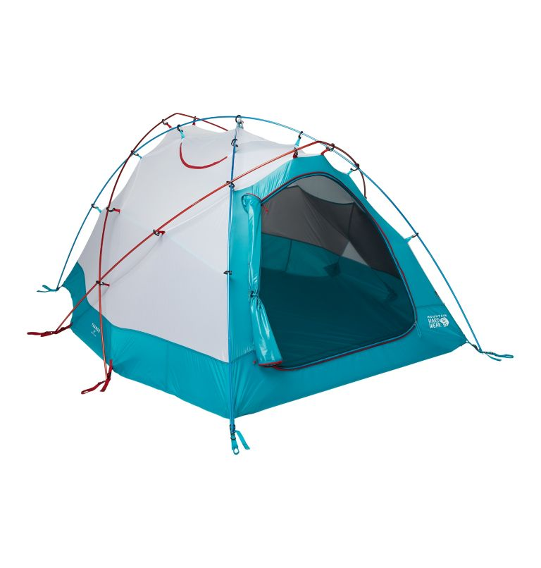 Trango™ 3 Tent | 676 | NONE Tente Trango™ 3, Alpine Red, a1
