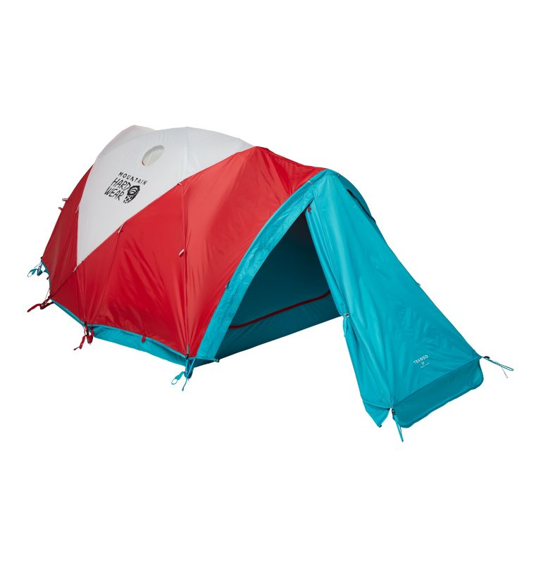 Trango™ 3 Tent | 676 | NONE Tente Trango™ 3, Alpine Red, a2