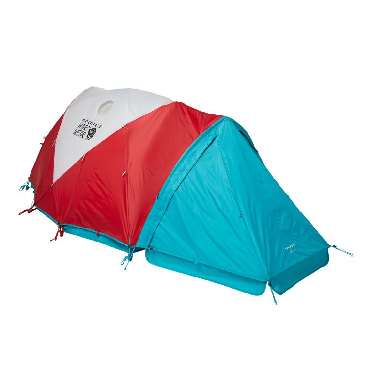 Trango™ 3 Tent | 676 | NONE Tente Trango™ 3, Alpine Red, a3