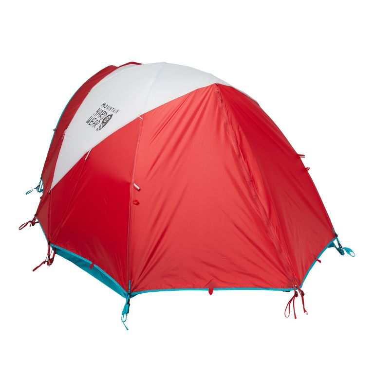 Trango™ 3 Tent | 676 | NONE Tente Trango™ 3, Alpine Red, a4