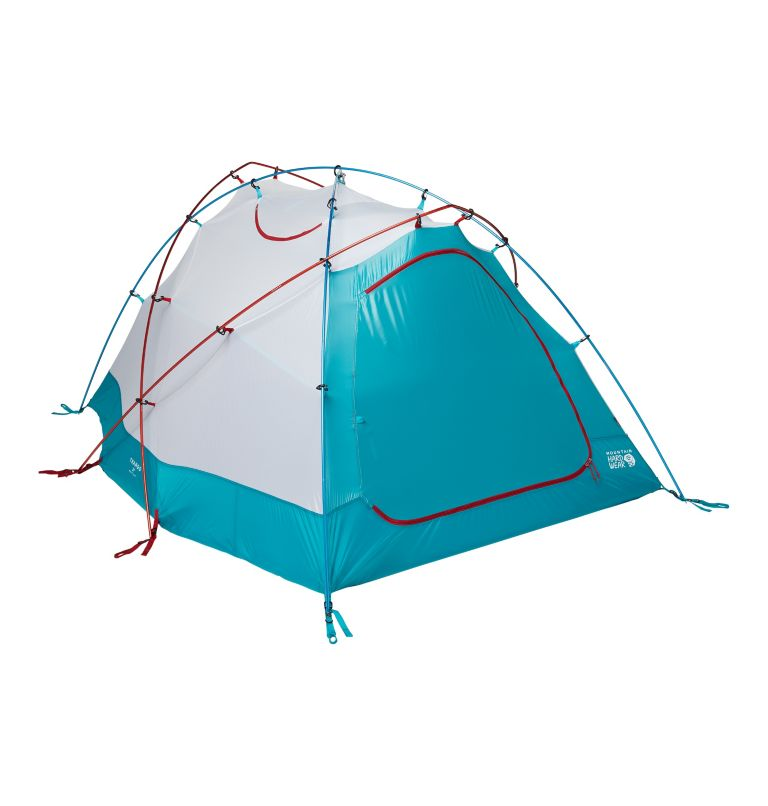Trango™ 3 Tent | 676 | NONE Trango™ 3 Tent, Alpine Red, front