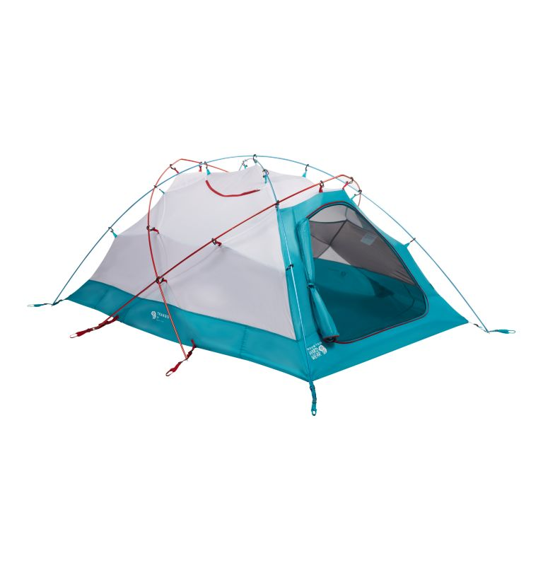 Trango™ 2 Tent | 675 | NONE Tente Trango™ 2, Alpine Red, a1