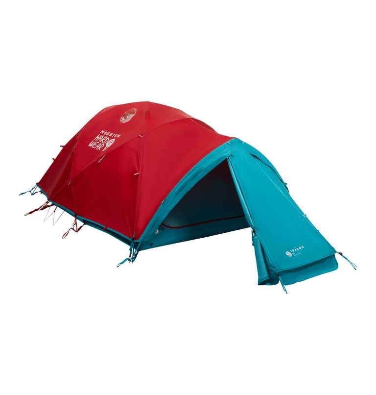 Trango™ 2 Tent | 675 | NONE Tente Trango™ 2, Alpine Red, a2