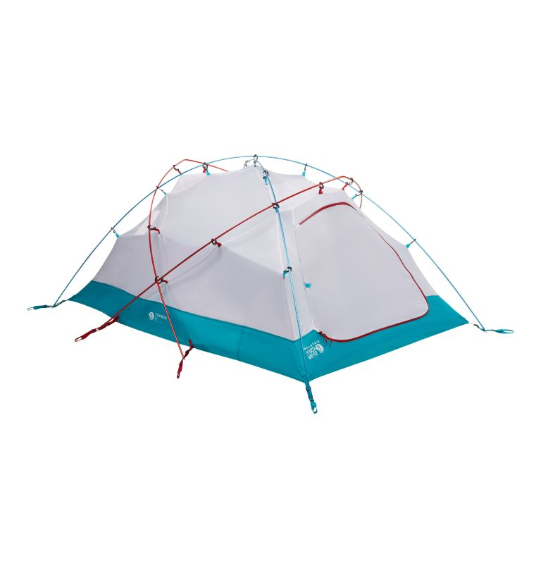 Trango™ 2 Tent | 675 | NONE Tente Trango™ 2, Alpine Red, back