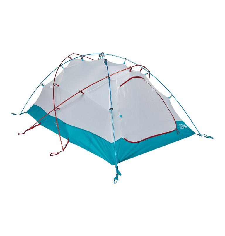 Trango™ 2 Tent | 676 | NONE Trango™ 2 Tent, Alpine Red, back