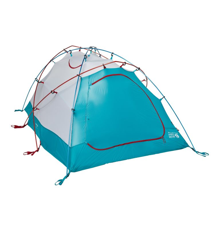 Trango™ 2 Tent | 676 | NONE Trango™ 2 Tent, Alpine Red, front