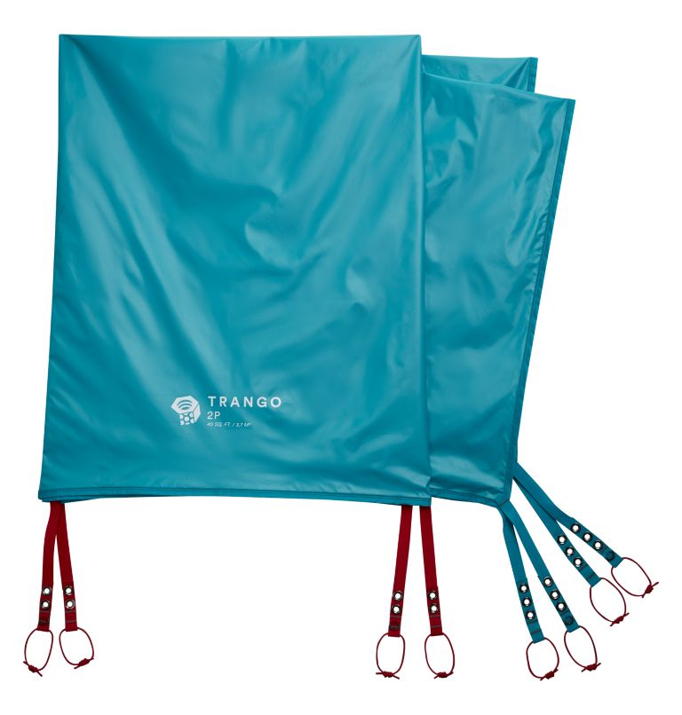 Trango™ 2 Footprint | 301 | NONE Trango™ 2 Footprint, Glacier Teal, front