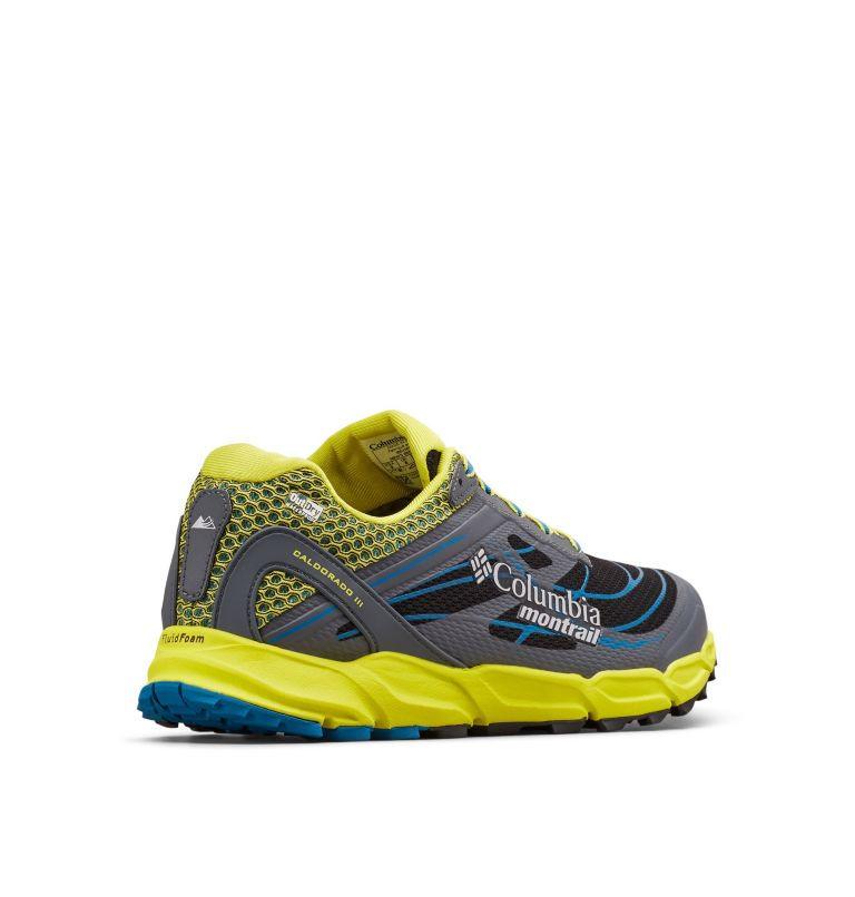 Men's Caldorado™ III OutDry™ Trail Shoe Men's Caldorado™ III OutDry™ Trail Shoe, 3/4 back