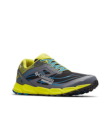 Men's Caldorado™ III Outdry™ Trail Running Shoe CALDORADO™ III OUTDRY™ | 010 | 7, Black, Zour, 3/4 front