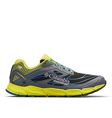 Men's Caldorado™ III Outdry™ Trail Running Shoe CALDORADO™ III OUTDRY™ | 010 | 7, Black, Zour, front