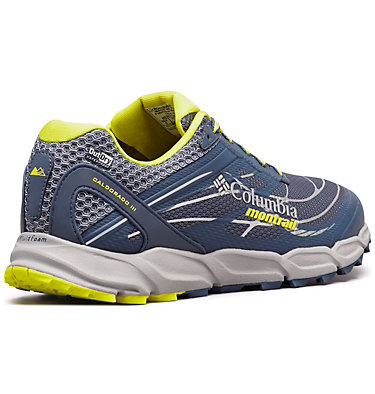 Men's Caldorado™ III Outdry™ Trail Running Shoe CALDORADO™ III OUTDRY™ | 010 | 7, Mountain, Zour, 3/4 front