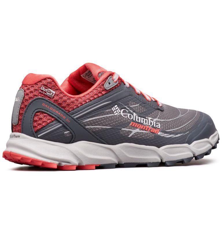 Women's Caldorado™ III OutDry™ Trail Running Shoe Women's Caldorado™ III OutDry™ Trail Running Shoe, 3/4 back