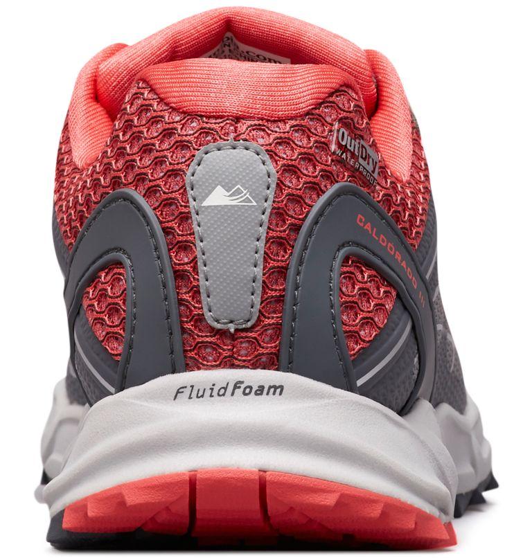 Women's Caldorado™ III OutDry™ Trail Running Shoe Women's Caldorado™ III OutDry™ Trail Running Shoe, back