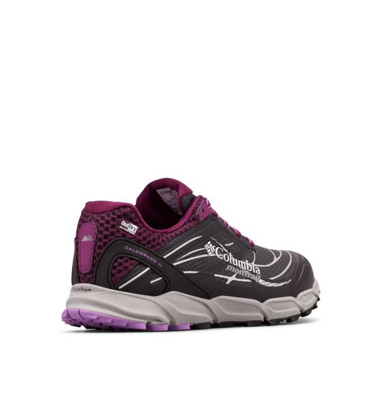 Women's Caldorado™ III OutDry™ Trail Running Shoe Women's Caldorado™ III OutDry™ Trail Running Shoe, 3/4 back