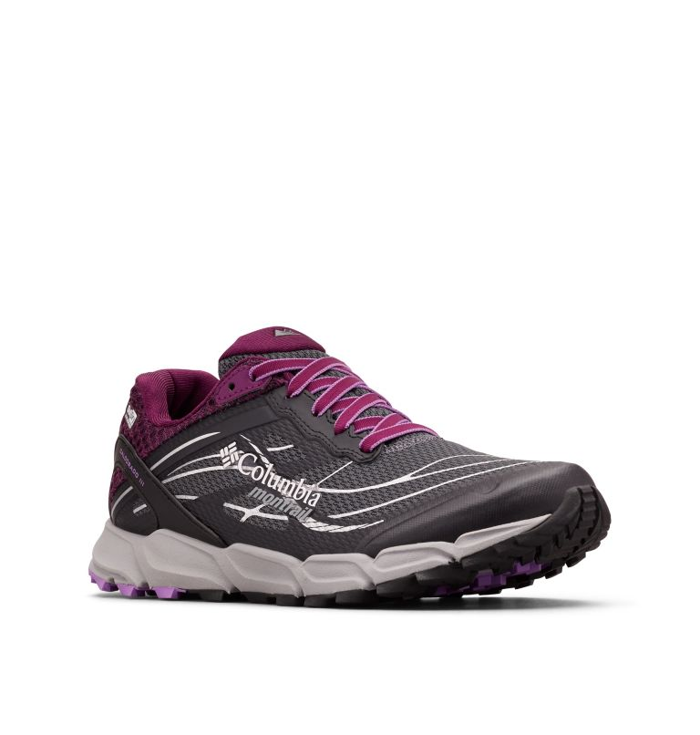 Women's Caldorado™ III OutDry™ Trail Running Shoe Women's Caldorado™ III OutDry™ Trail Running Shoe, 3/4 front
