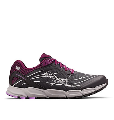 Women's Caldorado™ III OutDry™ Trail Running Shoe CALDORADO™ III OUTDRY™ | 053 | 5, Graphite, Crown Jewel, front