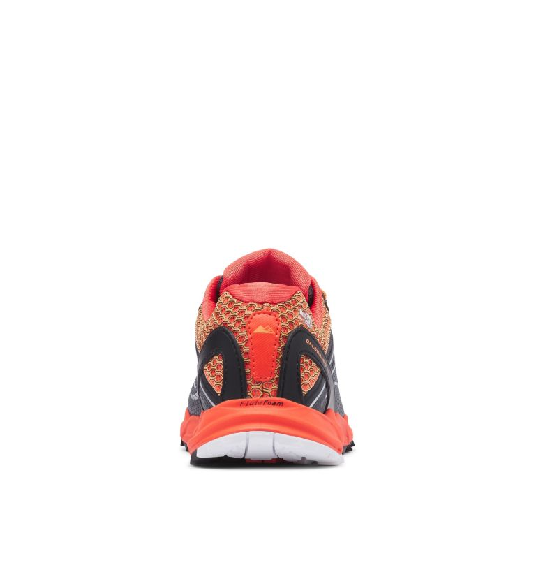 CALDORADO™ III OUTDRY™ | 054 | 11 Women's Caldorado™ III OutDry™ Trail Running Shoe, Graphite, Jupiter, back