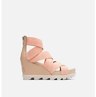 Sandale à lacets à semelle compensé Joanie™ II pour femme