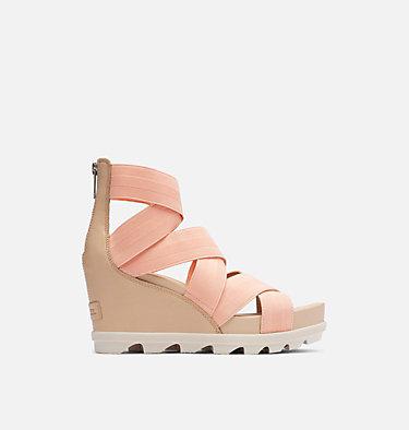 Sandale à lacets à semelle compensé Joanie™ II pour femme JOANIE™ II STRAP | 010 | 6, Natural Tan, front