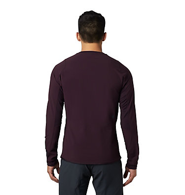 Men's Chockstone™ Hybrid Crew Chockstone™ Hybrid Crew | 509 | L, Darkest Dawn, back